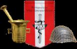 DER PHARMAZEUTISCHE MILITÄRKAMERADSCHAFTSBUND Logo